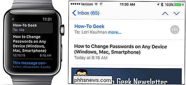 Hur man aktiverar handoff på din Apple Watch