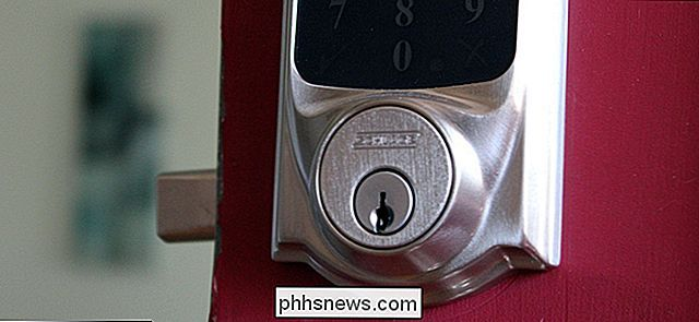 Cómo habilitar Vacation Mode en Schlage Connect Smart Lock