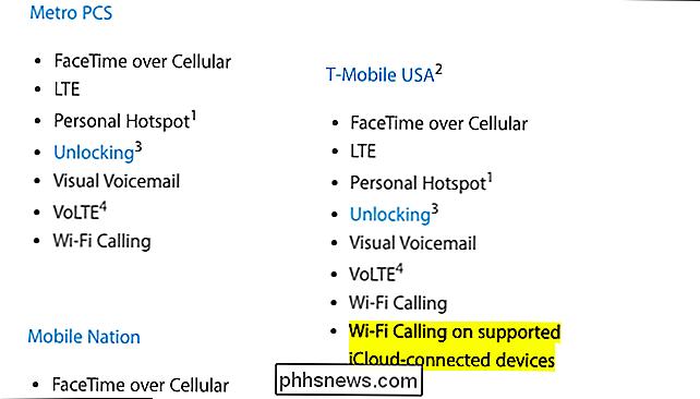 So aktivieren Sie den WLAN-Anruf auf Ihrem iPhone - de