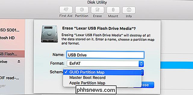 Como apagar e formatar uma unidade USB em seu Mac Os - pt phhsnews com