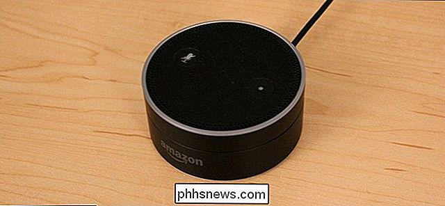 Hoe je de Amazon Echo of Echo Dot