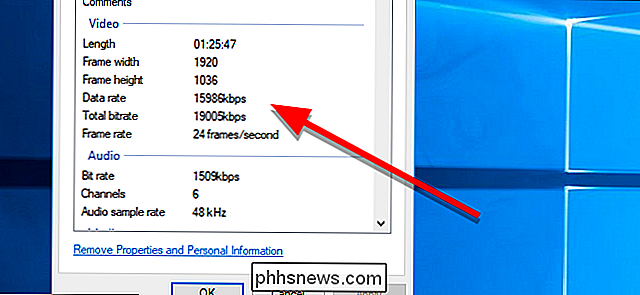 Come trovare il bitrate di un video in Windows e macOS
