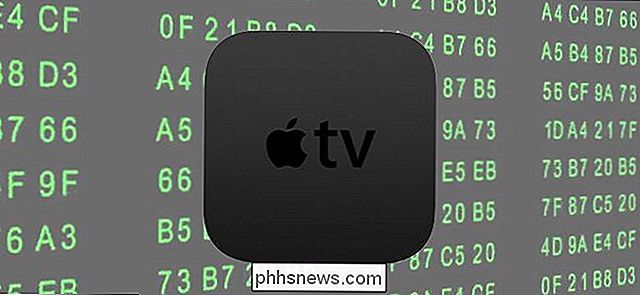 Sådan finder du din Apple TVs IP- og MAC-adresse