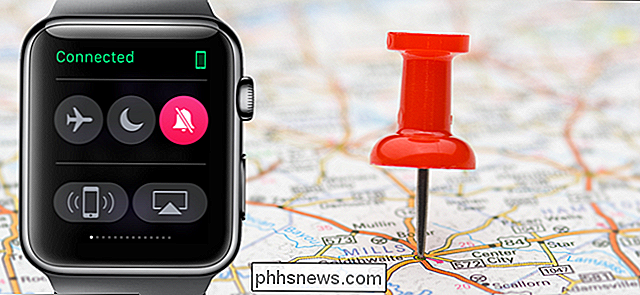 Cómo encontrar su iPhone usando su Apple Watch o iCloud