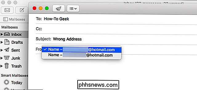 Erste E-Mail-Adresse senden Ein stolter Mann datiert
