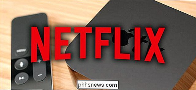 Come risolvere i problemi di Netflix su Apple TV 4 Dopo aver reimpostato la password