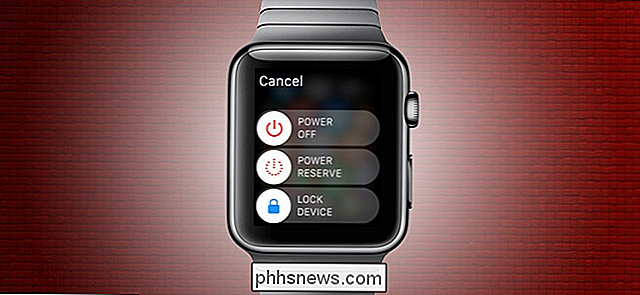 Comment forcer la fermeture d'une application sur Apple Watch