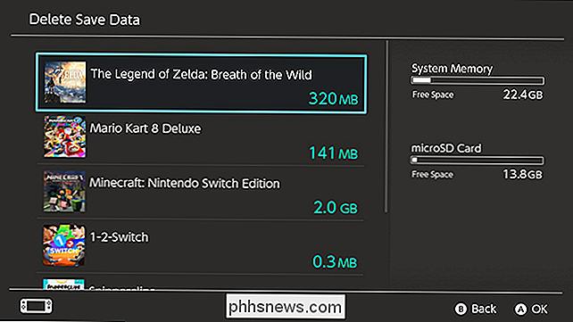 Switch Sd Karte Einlegen.So Geben Sie Speicherplatz Auf Dem Internen Speicher Des Nintendo