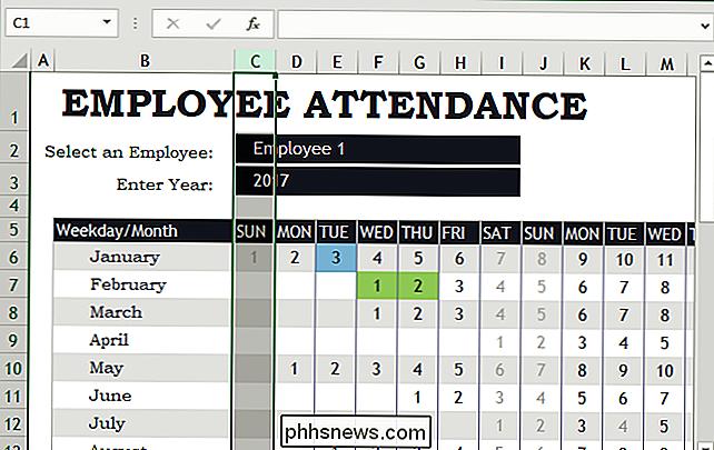 So fixieren Sie Zeilen und Spalten in Excel - de phhsnews com