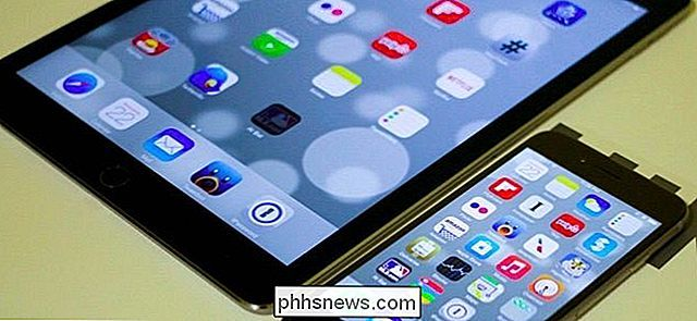 Come ottenere un file system locale in stile Android su un iPhone o iPad