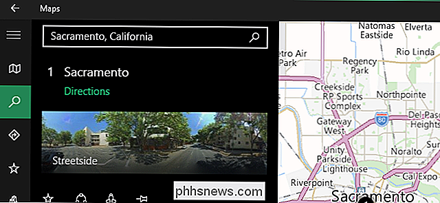 Comment obtenir des cartes hors connexion dans l'application Maps de Windows 10