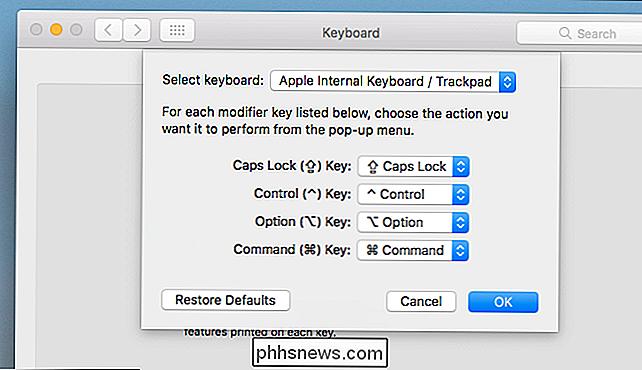 Comment Recuperer La Touche Esc De Votre Mac En Remappant Caps Lock