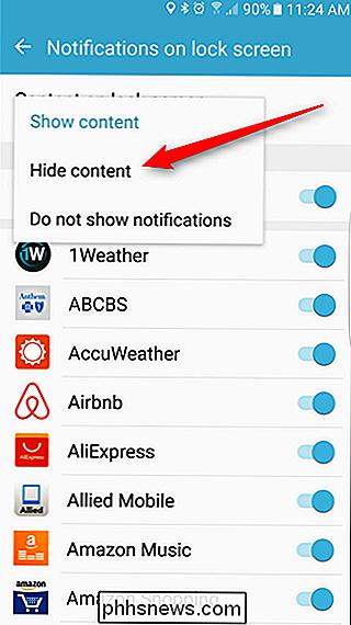 So Blenden Sie Sensible Benachrichtigungen Auf Ihrem Android