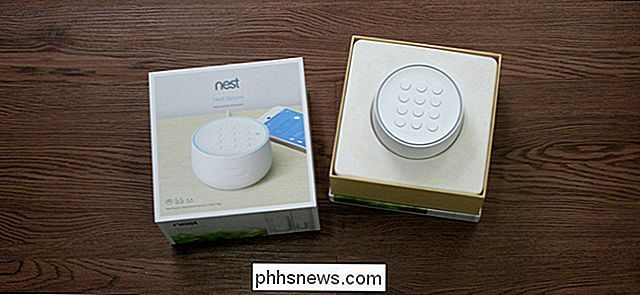 Slik installerer og konfigurerer du Nest Secure Security System