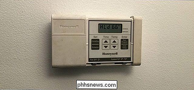 Hvordan tilslutter du en honeywell termostat