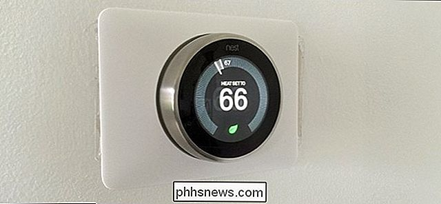 Comment installer et configurer le thermostat Nest