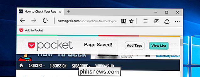 Come installare e utilizzare Bookmarklets in Microsoft Edge