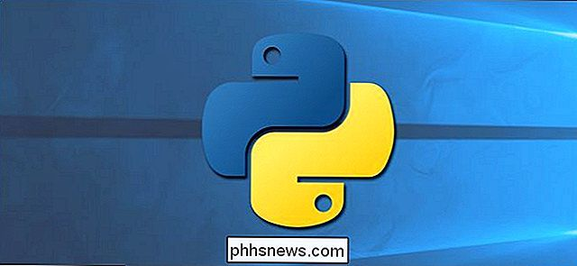 Comment installer Python sous Windows