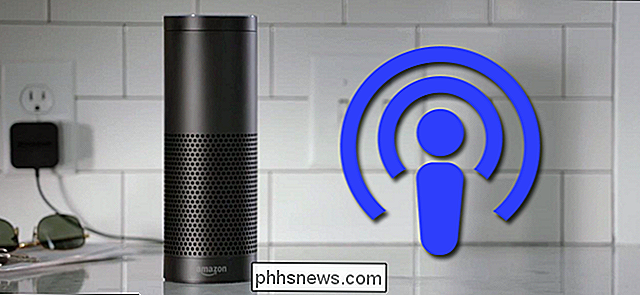 Come ascoltare i podcast su Amazon Echo