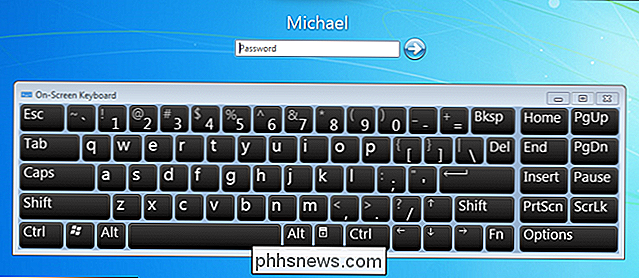 Comment se connecter à un bureau Windows sans clavier