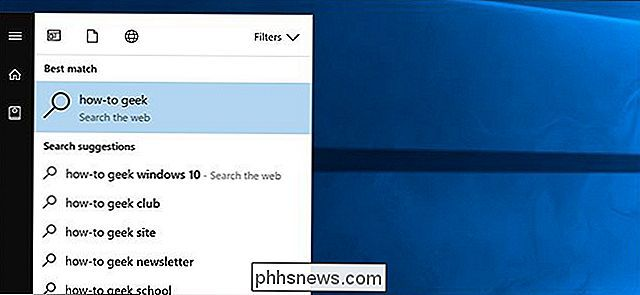 Come creare Cortana Search con Google e Chrome Invece di Bing e Edge