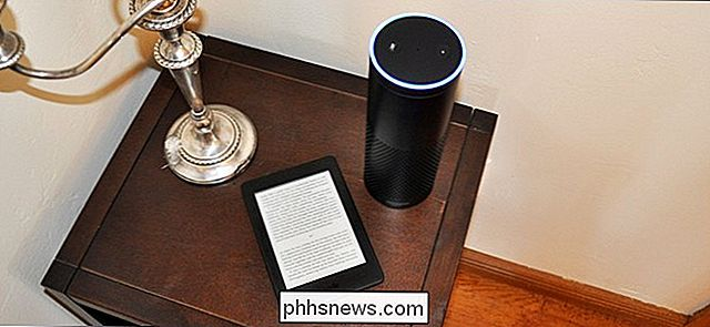 Comment faire de votre Amazon Echo Lisez vos livres Kindle Out Loud