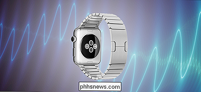 So machen Sie Ihre Apple Watch vibrierender Prominenter