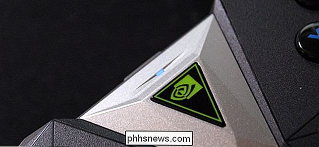 Come rendere NVIDIA SHIELD o Controller Blink quando sente