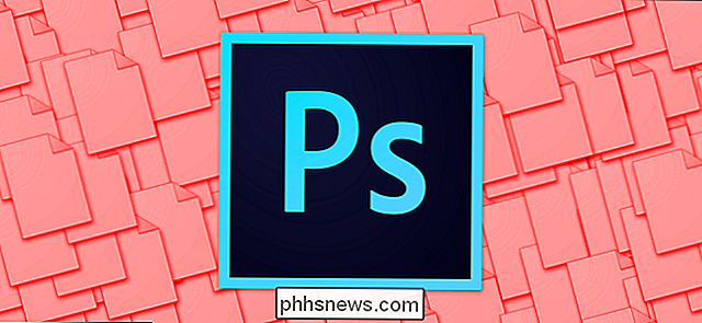 Come cancellare manualmente i massicci file temporanei di Photoshop