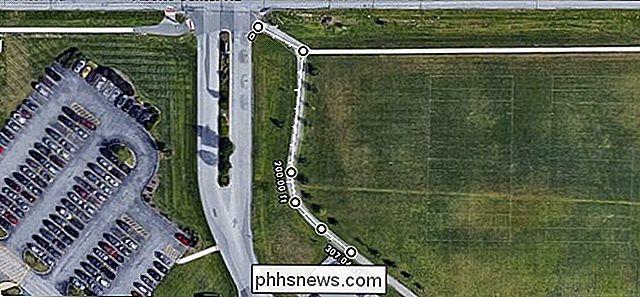 google kart måle avstand Slik måler du avstander i Google Maps for å kjøre, sykle og vandre  google kart måle avstand