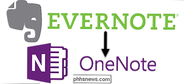 Como migrar do Evernote para o OneNote
