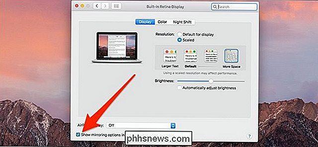 apple tv bildschirm spiegeln mac