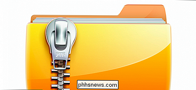 Come aprire i file Zip su un iPhone o iPad
