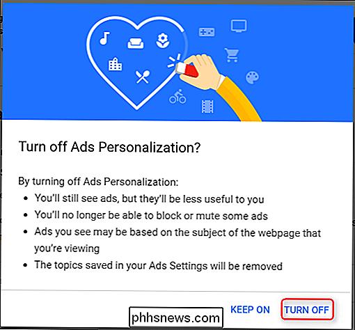 Wie Sie Personalisierte Werbung Von Google Deaktivieren Können De