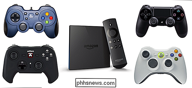Come accoppiare controller di terze parti con Fire TV e Fire TV Stick