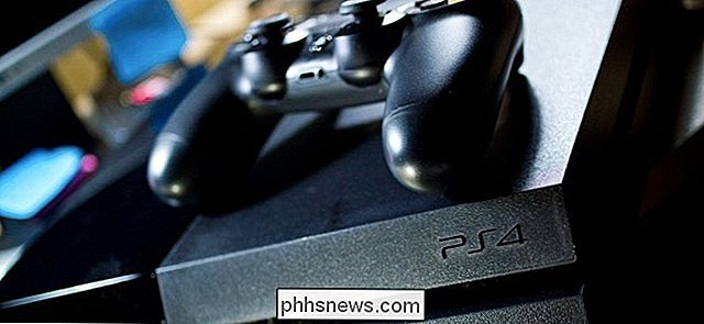Come riprodurre file video e musicali locali su PlayStation 4