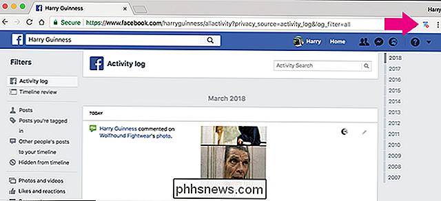 8930fb2a92 Como excluir rapidamente muitas das antigas postagens do Facebook ...