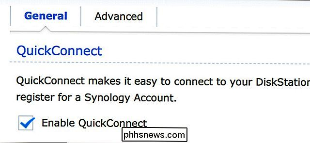 Come accedere in remoto a Synology NAS utilizzando QuickConnect