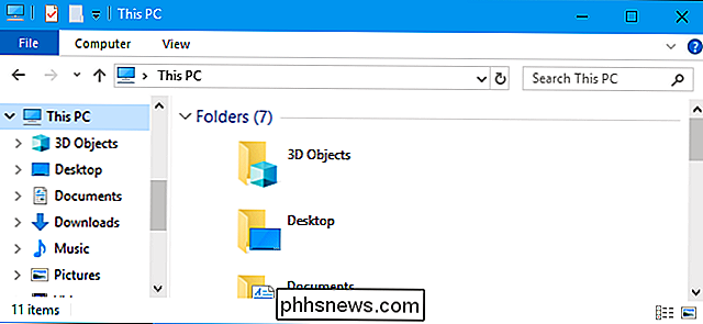 "Como remover ""Objetos 3D"" deste computador no Windows 10"