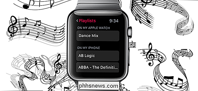 Come rimuovere musica dal tuo Apple Watch