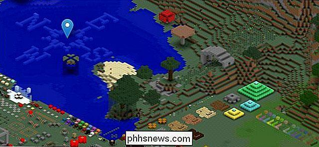 Wie man seine Minecraft-Welten rendert Google Earth-Stil mit ...