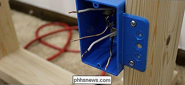 So ersetzen Sie eine Steckdose, die durch einen Lichtschalter ...
