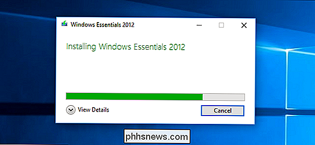 Windows Essentials 2012 vervangen na support-ends in januari