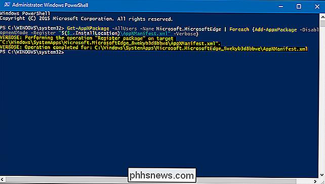 Como redefinir o Microsoft Edge no Windows 10 - pt phhsnews com