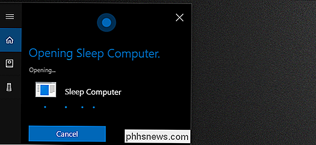 Come eseguire qualsiasi comando Prompt Command con Cortana