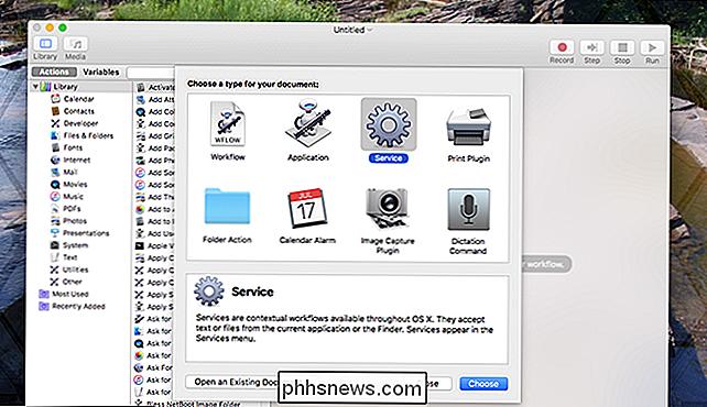 Sådan kører du en hvilken som helst Mac Terminal Command med