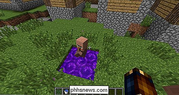Wie Man Einen Einfachen Lokalen MinecraftServer Betreibt Mit Und - Minecraft server zu anderen spieler teleportieren
