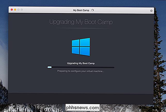 Como executar a partição do Boot Camp do seu Mac como uma