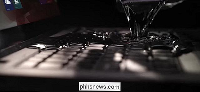 Hoe (mogelijk) een laptop redden van waterschade - nl.phhsnews.com