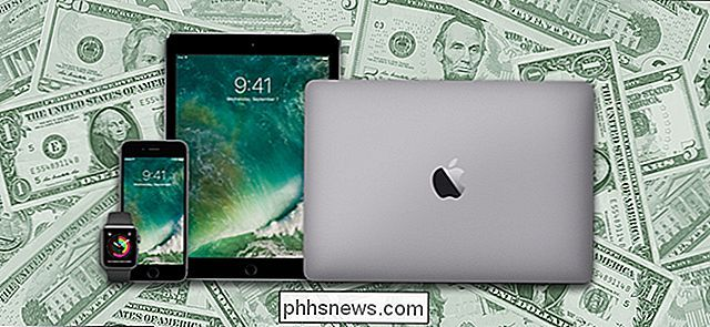 Cómo ahorrar dinero en productos Apple (como iPhone, iPad y Mac)